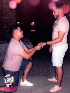 Proposed Wedding Coming Sep 2019